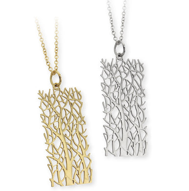 NSS574 STAINLESS STEEL NECKLACE