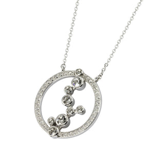 NSS665 STAINLESS STEEL NECKLACE