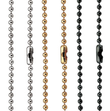 Load image into Gallery viewer, NSSB01 STAINLESS STEEL BALL CHAIN
