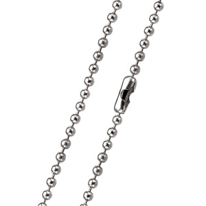 NSSB01 STAINLESS STEEL BALL CHAIN