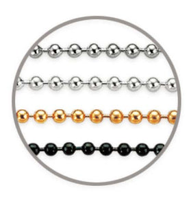 NSSB03 STAINLESS STEEL BALL CHAIN