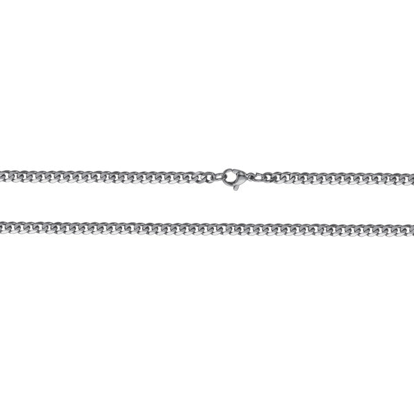 NSSC126 STAINLESS STEEL NECKLACE