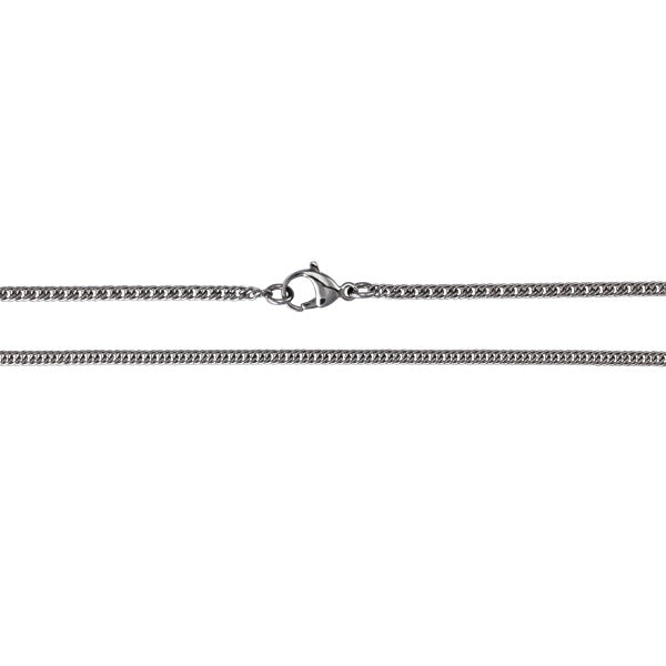 NSSC132 STAINLESS STEEL NECKLACE