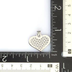 PSS1079 STAINLESS STEEL PENDANT