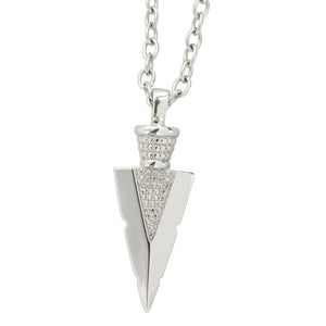 PSS1092 STAINLESS STEEL PENDANT