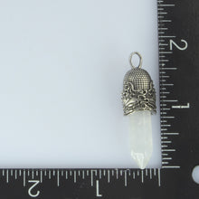 Load image into Gallery viewer, PSS1098 STAINLESS STEEL PENDANT WITH NATURAL STONE