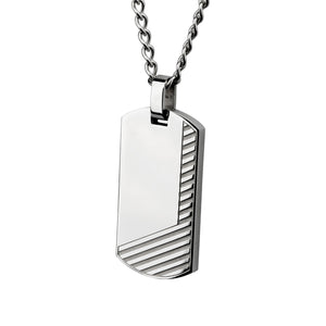 PSS342 STAINLESS STEEL PENDANT