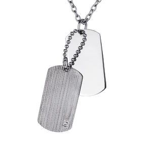 PSS609 STAINLESS STEEL PENDANT