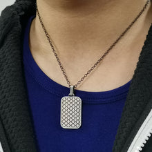 Load image into Gallery viewer, PSS672 STAINLESS STEEL PENDANT