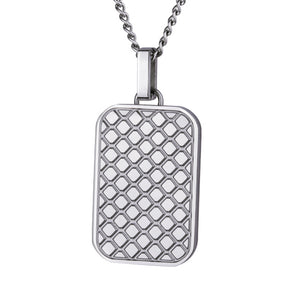 PSS672 STAINLESS STEEL PENDANT