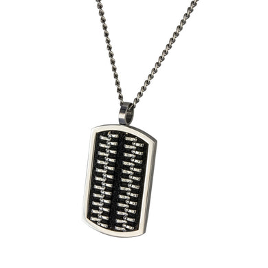 PSS718 STAINLESS STEEL PENDANT