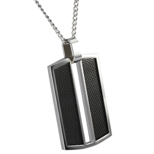 PSSM06 STAINLESS STEEL PENDANT