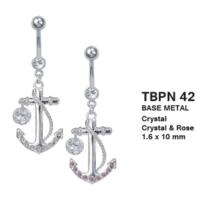 TBPN42 BANANA WITH ANCHOR DESIGN