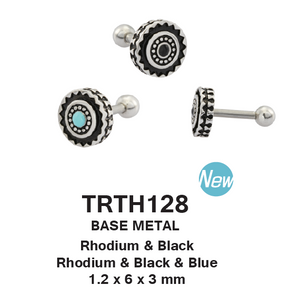 TRTH128 HELIX WITH ROUND DESIGN