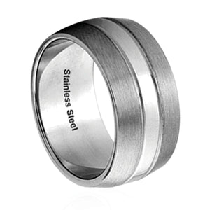 RSS52 STAINLESS STEEL  RING