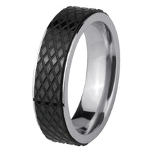 Load image into Gallery viewer, RSS639 STAINLESS STEEL RING