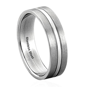 RSS78 STAINLESS STEEL  RING