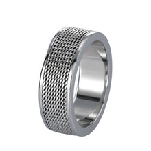 Load image into Gallery viewer, RSS864 STAINLESS STEEL RING