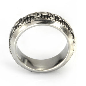 RSS999 STAINLESS STEEL RING