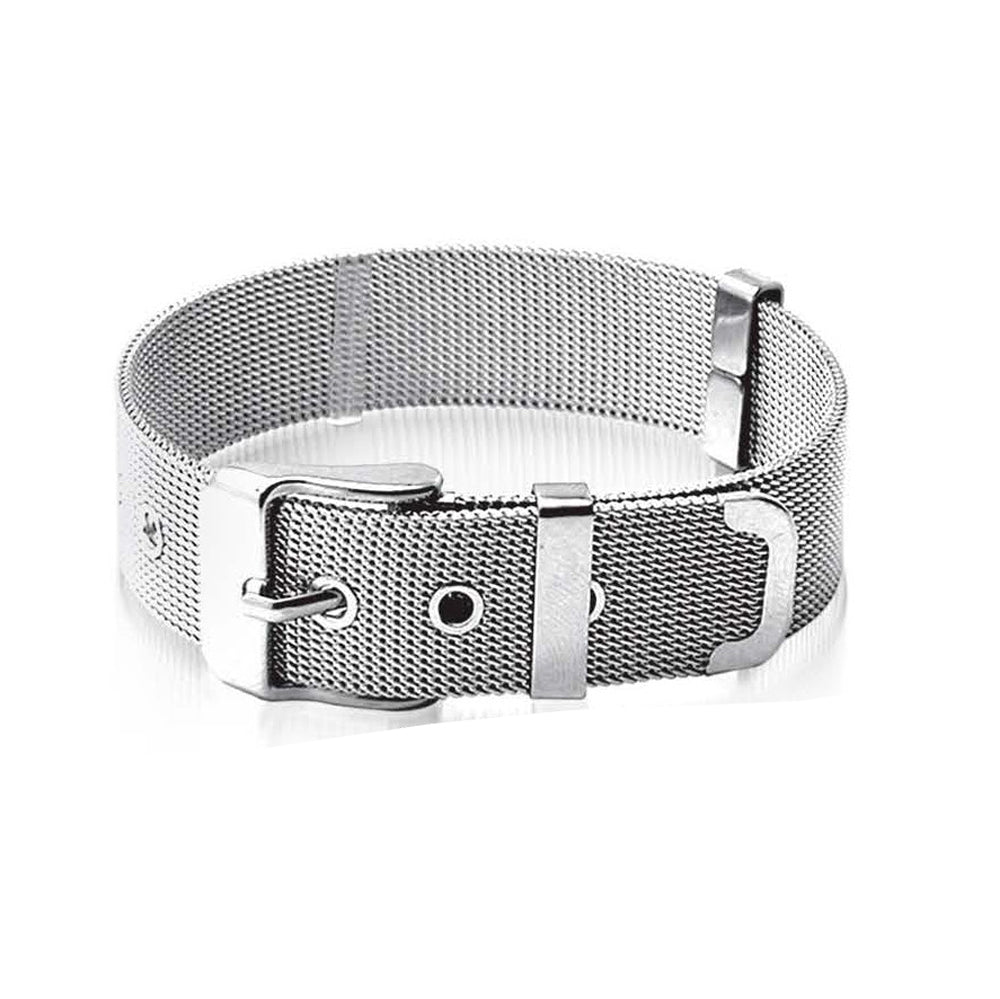 SSBRW01 STAINLESS STEEL BRACELET BEAUTY INORI