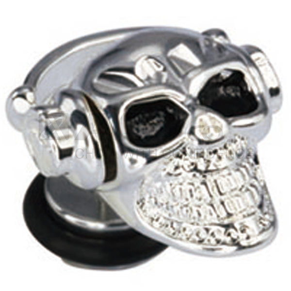 TRU18 FAKE PLUG WITH SKULL DESIGN