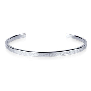 ZGJBSG03 STAINLESS STEEL BANGLE