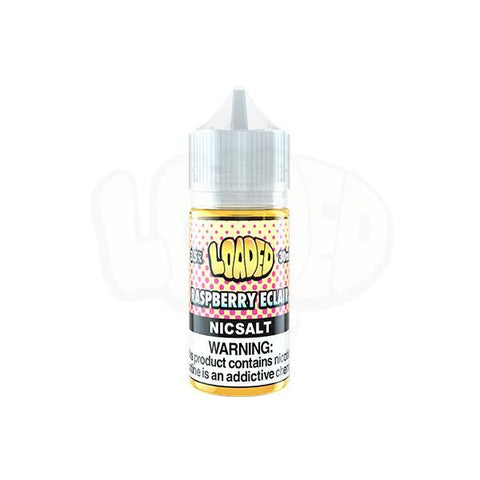 Loaded Raspberry Eclair - Salt 30ml