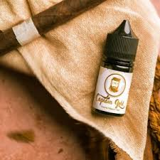 CAPTAIN GOLD SALT - CIGAR -30ML