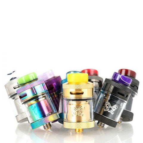 HELLVAPE X HEATHEN DEAD RABBIT 25MM RTA