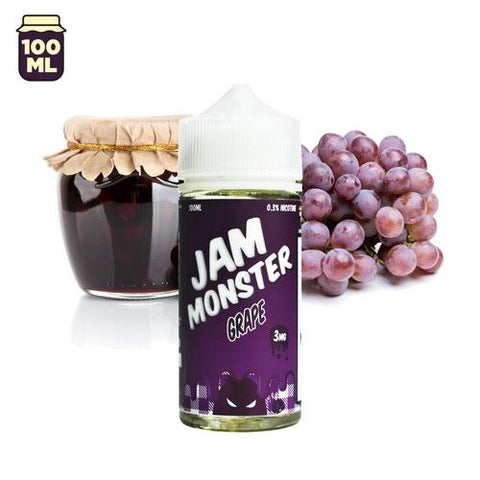 Jam Monster Grape Jam