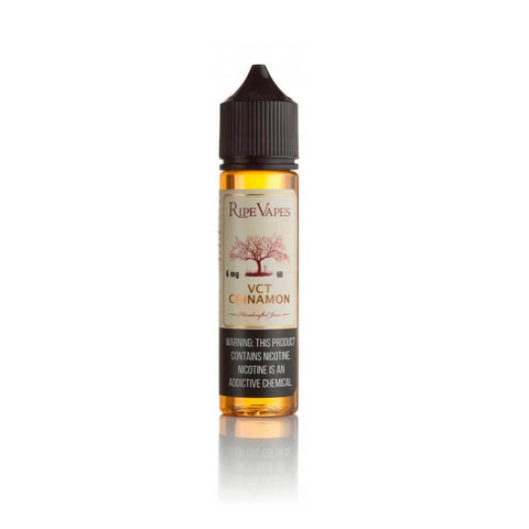 Ripe Vapes VCT Cinnamon 60ml