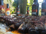Sauces Cobar - SMOKEY with WHISKY MAPLE BBQ SAUCE