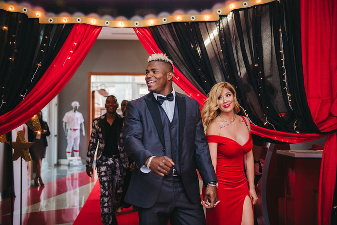 Yasiel Puig Hosts Celebrity Casino Royale in Cincinnati