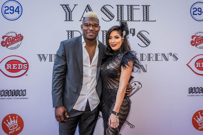 Yasiel Puig Hosts Third Annual Poker Tournament