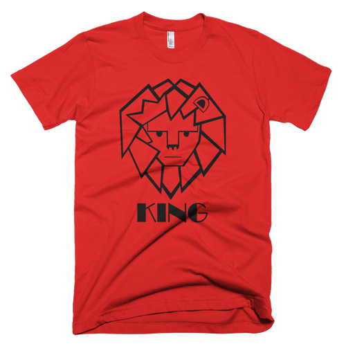 King T-Shirt (Red)