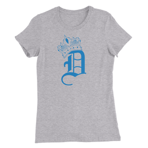 Women's Crown'D (Grey/Honolulu Blue)
