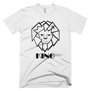 King T-Shirt (White)