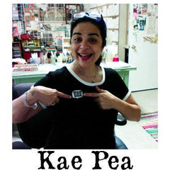 Kae Pea Owner of RubberMoon stamps
