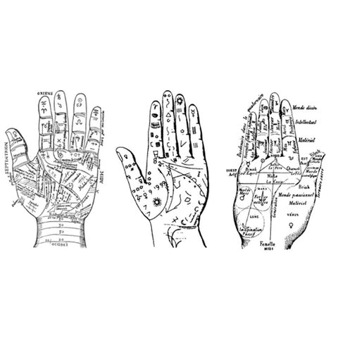 Lost Coast Designs: ATC Hands Set