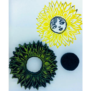 Rita Barakat: Sunflower Fairy