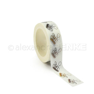 Alexandra Renke: Clips washi tape