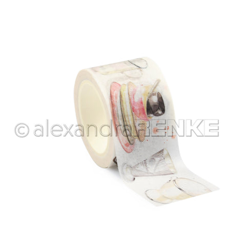 Alexandra Renke: Kitchenware washi tape