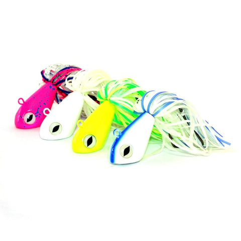 C&H Lures Alien Jig 8oz Colors