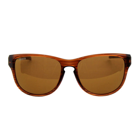 Calcutta Dune Polarized Sunglasses Woodgrain Front