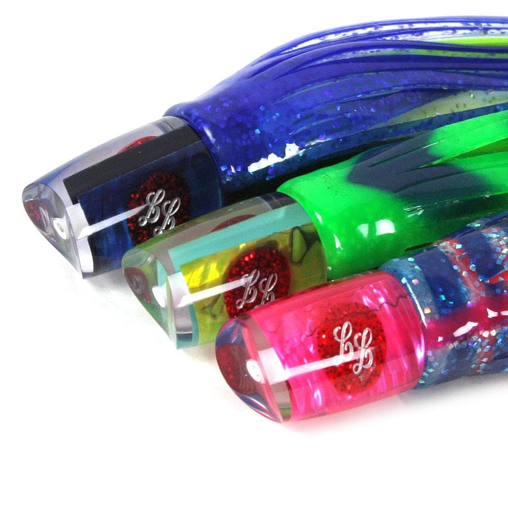 laceration lures mahi tuna 6 pack the tackle room. Black Bedroom Furniture Sets. Home Design Ideas