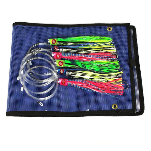 Laceration Lures Mahi Tuna 6 Pack