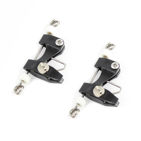 thru-wire outrigger release clips sold in pairs