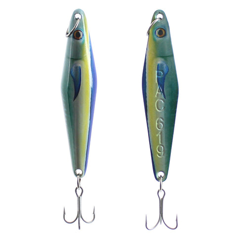Pacific Lures 619 Surface Iron Jig Twofin Bluna