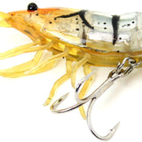 Savage Gear 3D Hybrid Shrimp Treble Hook