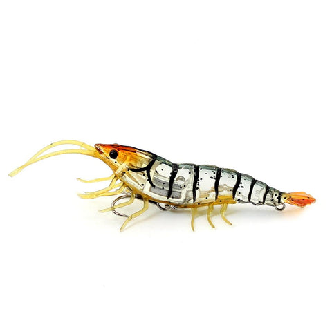 Savage Gear 3D Hybrid Shrimp Natural